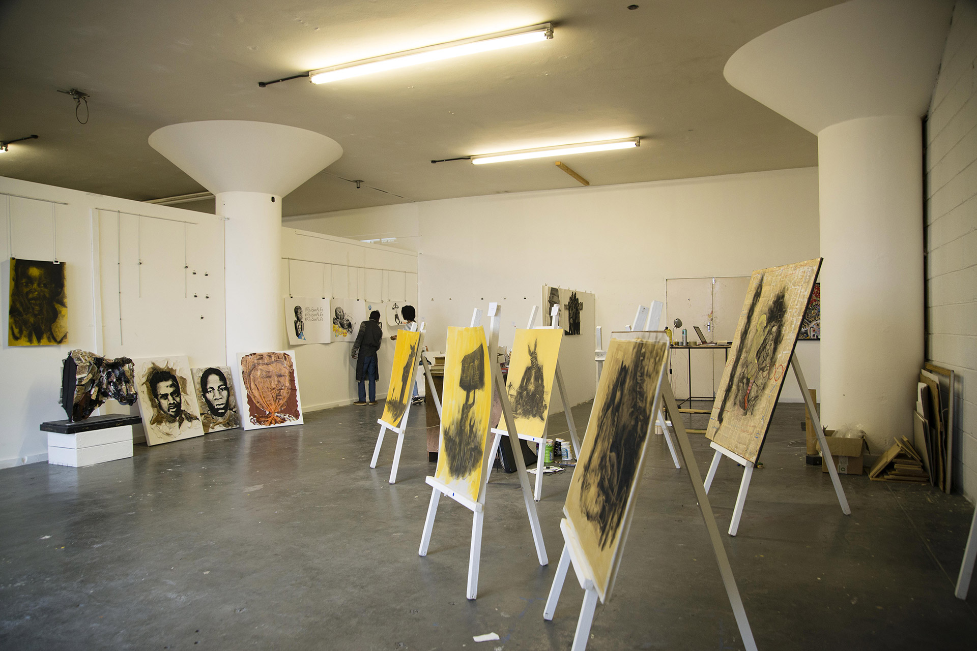Art Studios To Rent in Johannesburg